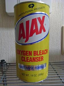 Ajax洗剤