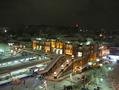 次の写真のサムネイル:雪化粧の深谷駅
